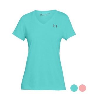 Damen Kurzarm-T-Shirt Under Armour 1289650