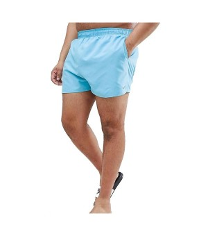 Herren Badehose Nike 7 Volley Short Blau
