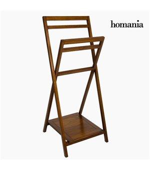 Handtuchständer Holz - Nogal Kollektion by Homania