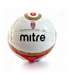 Fussball Mitre RFFM Weiß