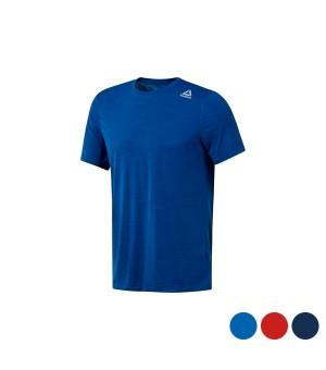 Herren Kurzarm-T-Shirt Reebok Wor Aactivchill Tech Blau
