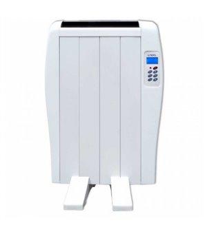 Digital-elektrischer Trockentemperaturstrahler (4 Kammer) Haverland RA4 600W Weiß