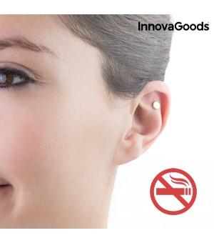 InnovaGoods Akupressur Antirauch-Magnet