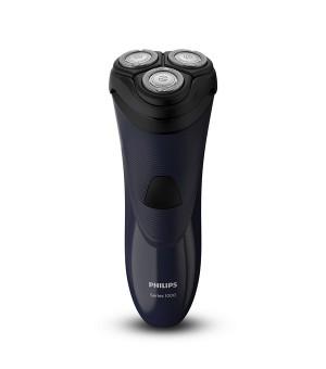 Elektrischer Rasierapparat Philips S1100/04 CloseCut 240 V 9W Schwarz