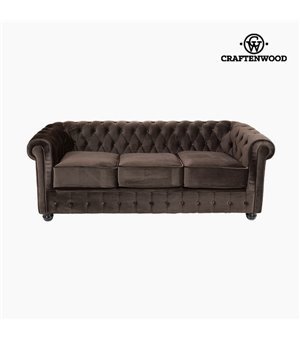 Chesterfield Sofa 3-Sitzer...