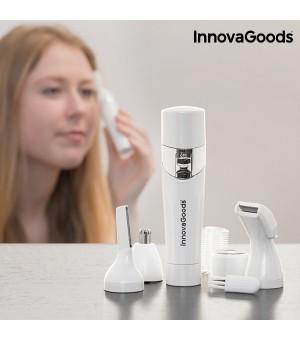 InnovaGoods 4-in-1 Elektro-Haarschneider