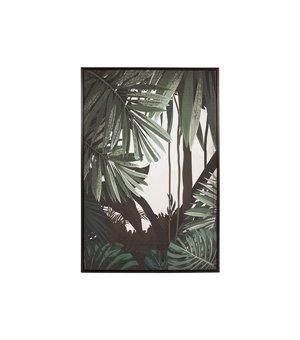 Ölgemälde (60 x 4 x 90 cm) Dschungel