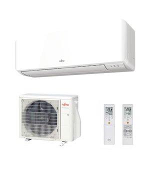 Klimaanlage Fujitsu ASY40UI-KM Split Inverter A++/A+ 3440 fg/h Weiß