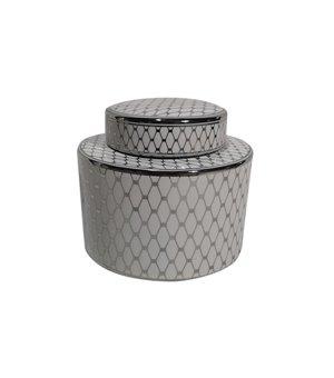 Vase Geometric Aus keramik