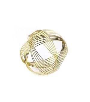 Deko-Figur Sphere Golden