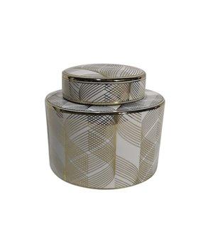 Vase Waves Aus keramik
