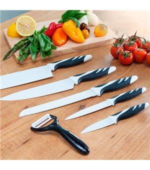 Cecotec Messer Top Chef White C01023 (6-teilig)