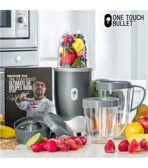 Nutri·One Blender Plus mit Rezeptbuch 600W