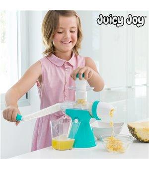 Juicy Joy Saft- und Eismaschine mit Griff