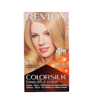 Intensive Repairing Behandlung Colorsilk Revlon Blond