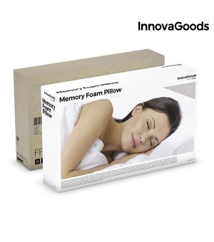 InnovaGoods Memory Foam...