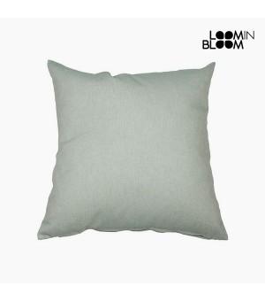Kissen Baumwolle und polyester Grün (60 x 60 x 10 cm) by Loom In Bloom