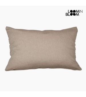 Kissen Baumwolle und polyester Braun (30 x 50 x 10 cm) by Loom In Bloom