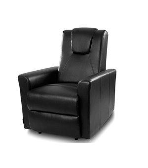 Cecorelax 6151 Schwarzer Relax Massagesessel