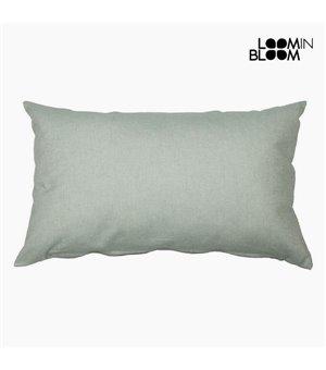 Kissen Baumwolle und polyester Grün (30 x 50 x 10 cm) by Loom In Bloom
