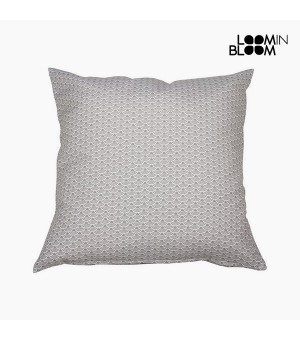 Kissen Baumwolle und polyester Grau (60 x 60 x 10 cm) by Loom In Bloom
