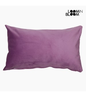 Kissen Polyester Rosa (30 x 50 x 10 cm) by Loom In Bloom