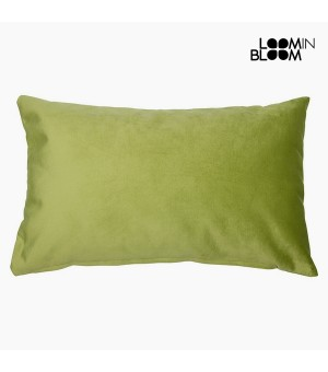 Kissen Polyester Pistazienfarben (30 x 50 x 10 cm) by Loom In Bloom