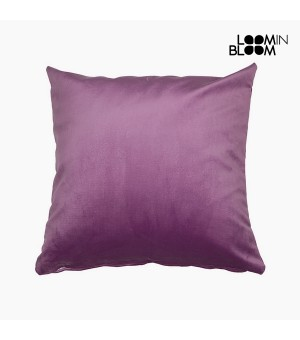 Kissen Polyester Rosa (45 x 45 x 10 cm) by Loom In Bloom