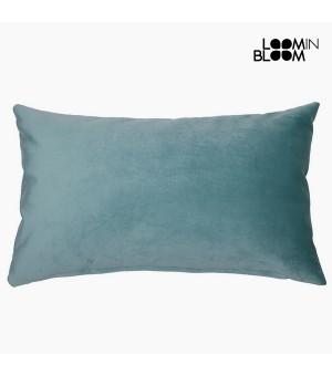 Kissen Polyester Grün (30 x 50 x 10 cm) by Loom In Bloom