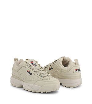 Fila Damen Sneakers Weiß - DISRUPTOR-LOW_1010302
