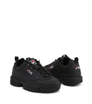 Fila Damen Sneakers Schwarz - DISRUPTOR-LOW_1010302