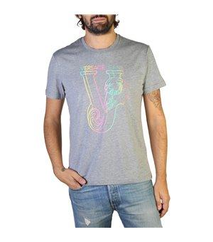Versace Jeans Herren T-Shirts Grau - B3GTB74C_36590