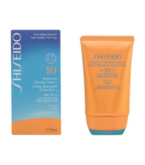 Sonnencreme Protective Shiseido Spf 10 (50 ml)
