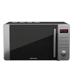 Mikrowelle mit Grill Cecotec ProClean 5110 Inox 20L 700W Edelstahl