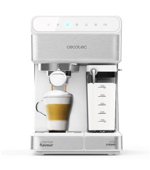 Elektrische Kaffeemaschine Cecotec Power Instant-ccino 20 Touch Serie Bianca 1350W 1,4 L Weiß
