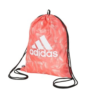 Rucksacktasche mit Bändern Adidas Rosa