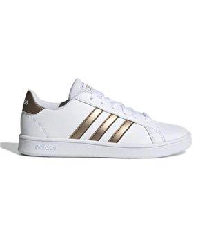 Jungen Sneaker Adidas Grand Court K Weiß
