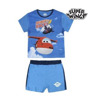 Sommer-Schlafanzug Super Wings 72645