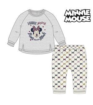 Kinder-Trainingsanzug Minnie Mouse 74712 Grau