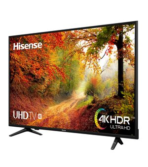 "Smart TV Hisense 55A6140 55"" 4K Ultra HD LED Schwarz"