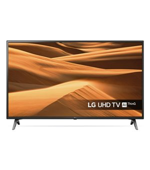 "Smart TV LG 49UM7100PLB 49"" 4K Ultra HD LED WiFi Schwarz"