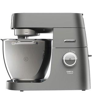Kenwood Küchenmaschinen - KVL8320S Titanium Chef XL System Pro