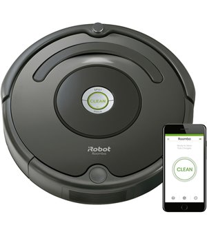 iRobot Staubsauger - Roomba 676