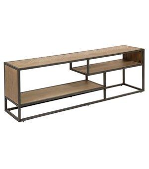 TV-Tisch (160 x 35 x 50 cm) Akazienholz