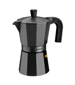 Italienische Kaffeemaschine Monix M640009 (9 kopper) Aluminium