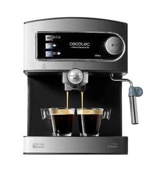 Manuelle Express-Kaffeemaschine Cecotec Power Espresso 20 1,5 L 850W Schwarz Rostfreier stahl