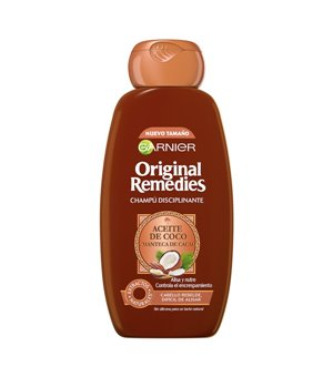 Glättendes Shampoo Original Remedies L'Oreal Make Up (300 ml)