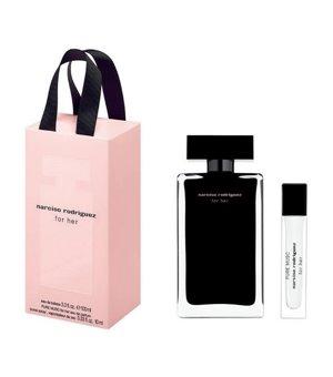 Set mit Damenparfum For Her Narciso Rodriguez (2 pcs)