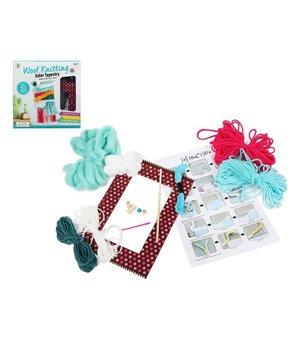 Bastelset Wool Knitting 117042