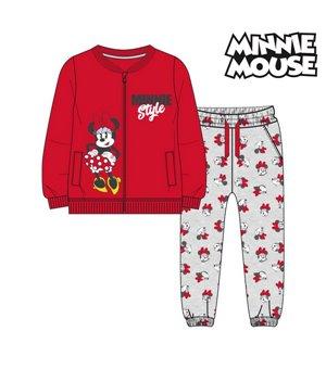 Kinder-Trainingsanzug Minnie Mouse 74789 Rot